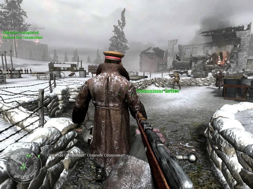 تحميل لعبة كول اوف ديوتي 2 للكمبيوتر برابط مباشر