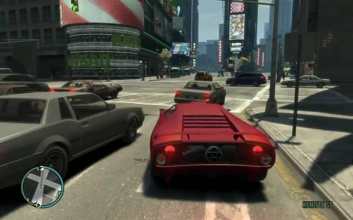 جاتا آي في GTA IV