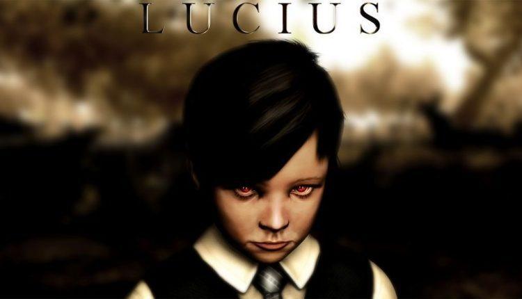 lucius تحميل لعبة