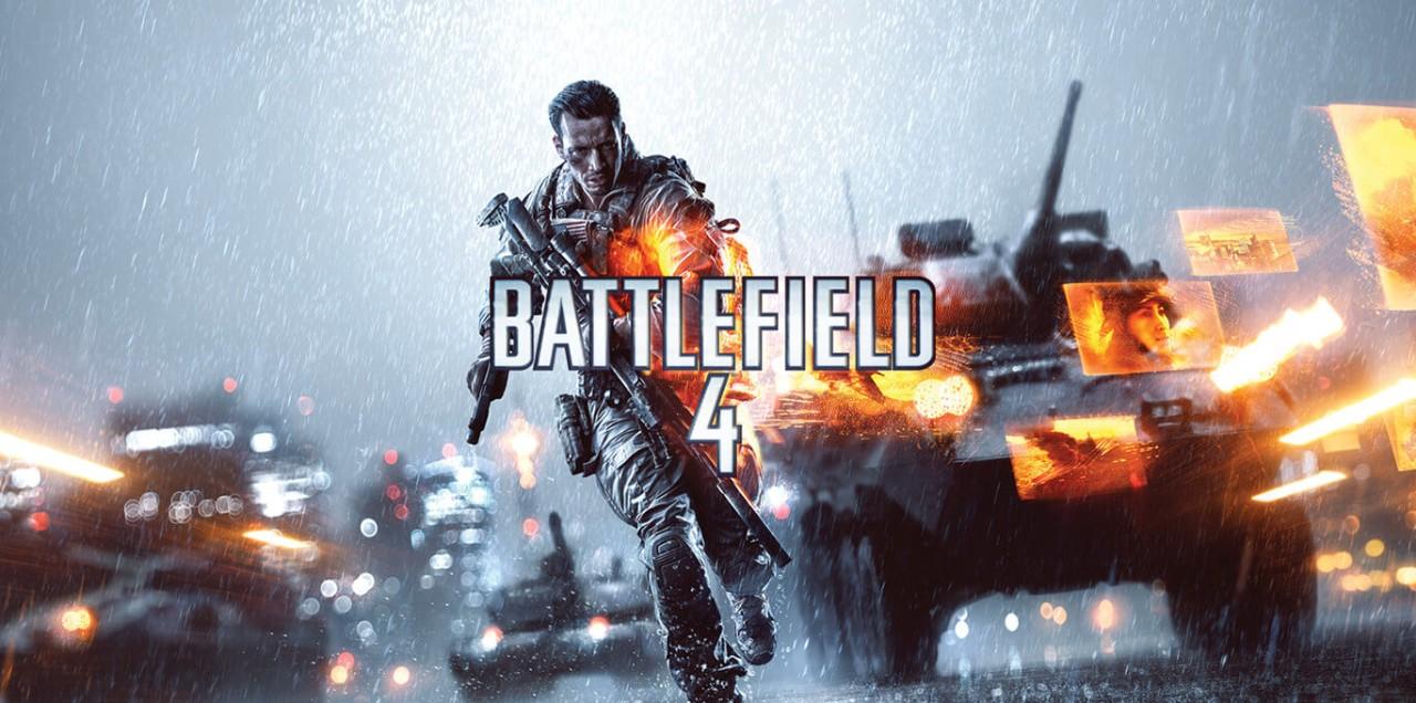 تحميل لعبة battlefield 4
