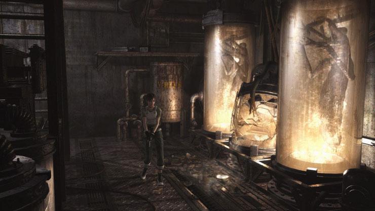 Resident Evil Zero HD Remaster ريزدنت إيفل زيرو اتش دي ريماستر