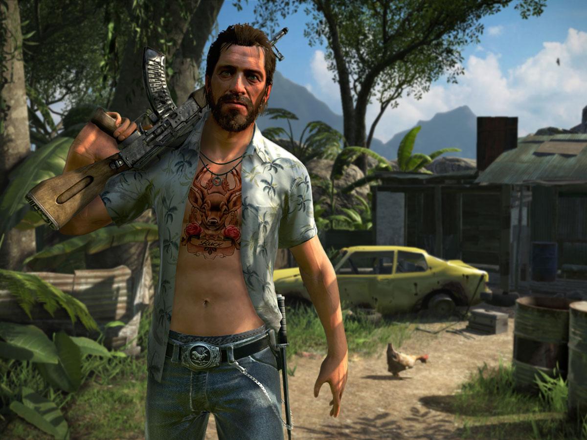 Far Cry 3 فار كراي 3