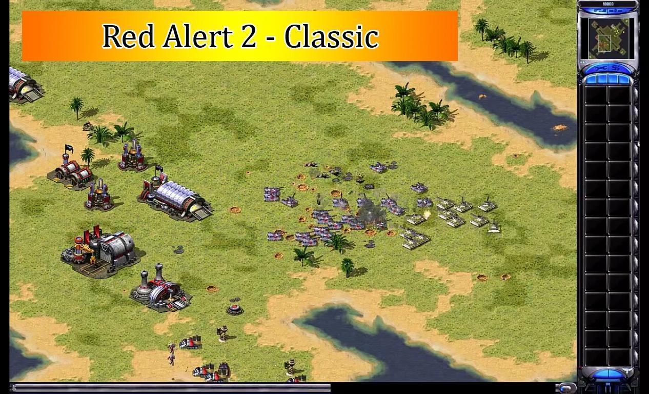تحميل لعبة red alert 2 كاملة بالباتش