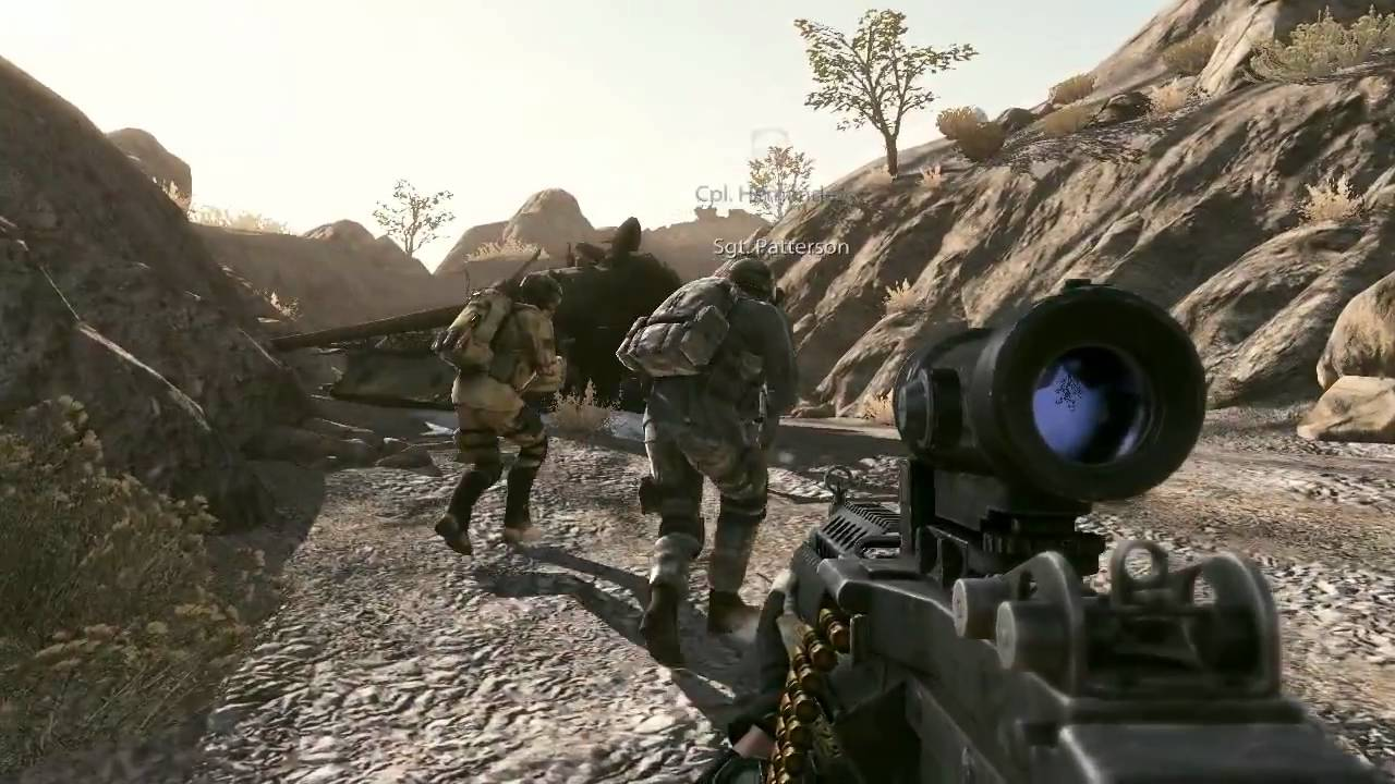 medal of honor 2010 ميدل اوف هونر 2010