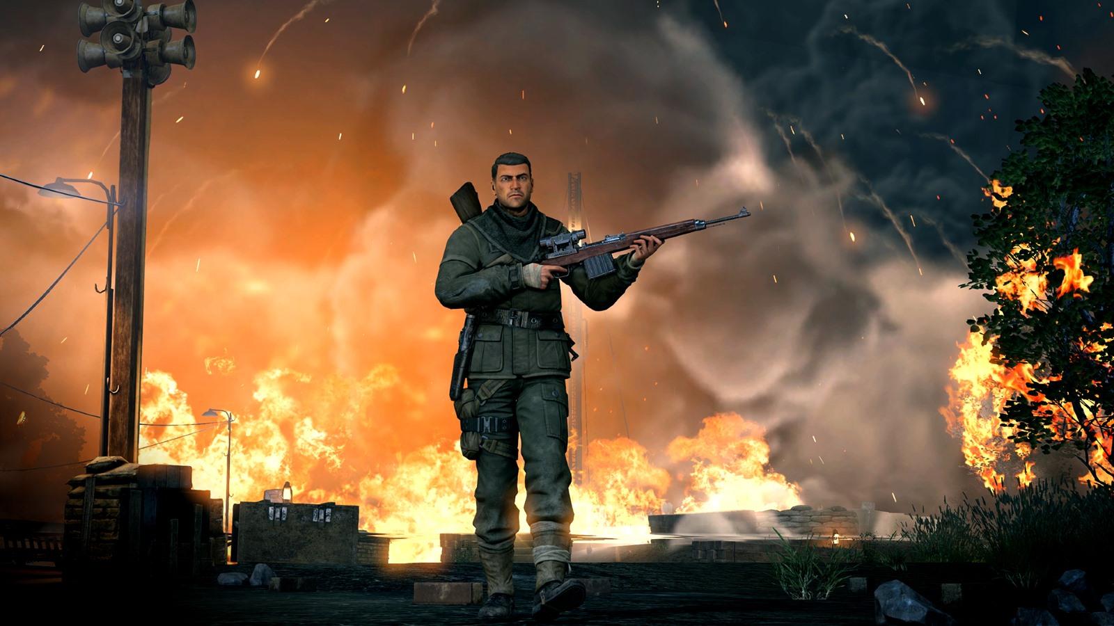 sniper elite 2 سنايبر إليت 2