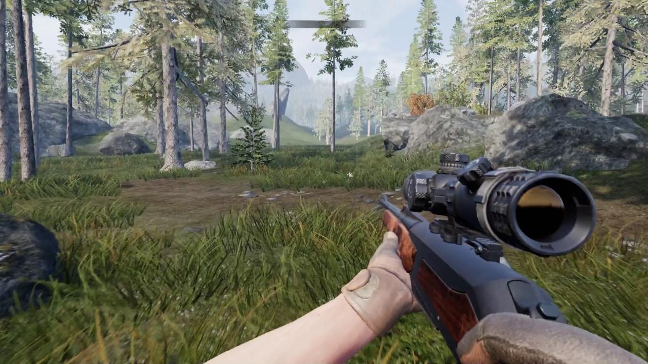 تنزيل لعبة الصيد Hunting Simulator للكمبيوتر برابط مباشر مجانًا