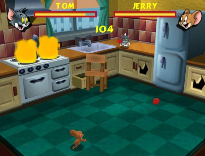 تحميل لعبة القط والكلب للكمبيوتر