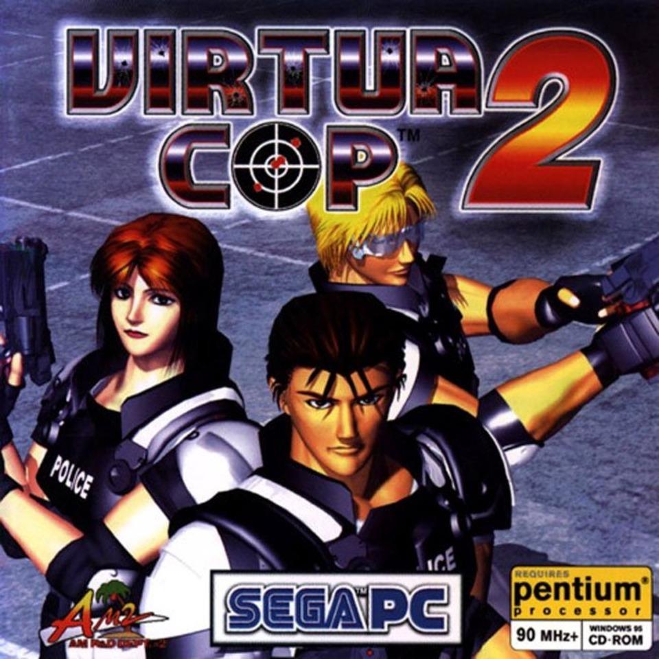 تحميل لعبة virtua cop 2
