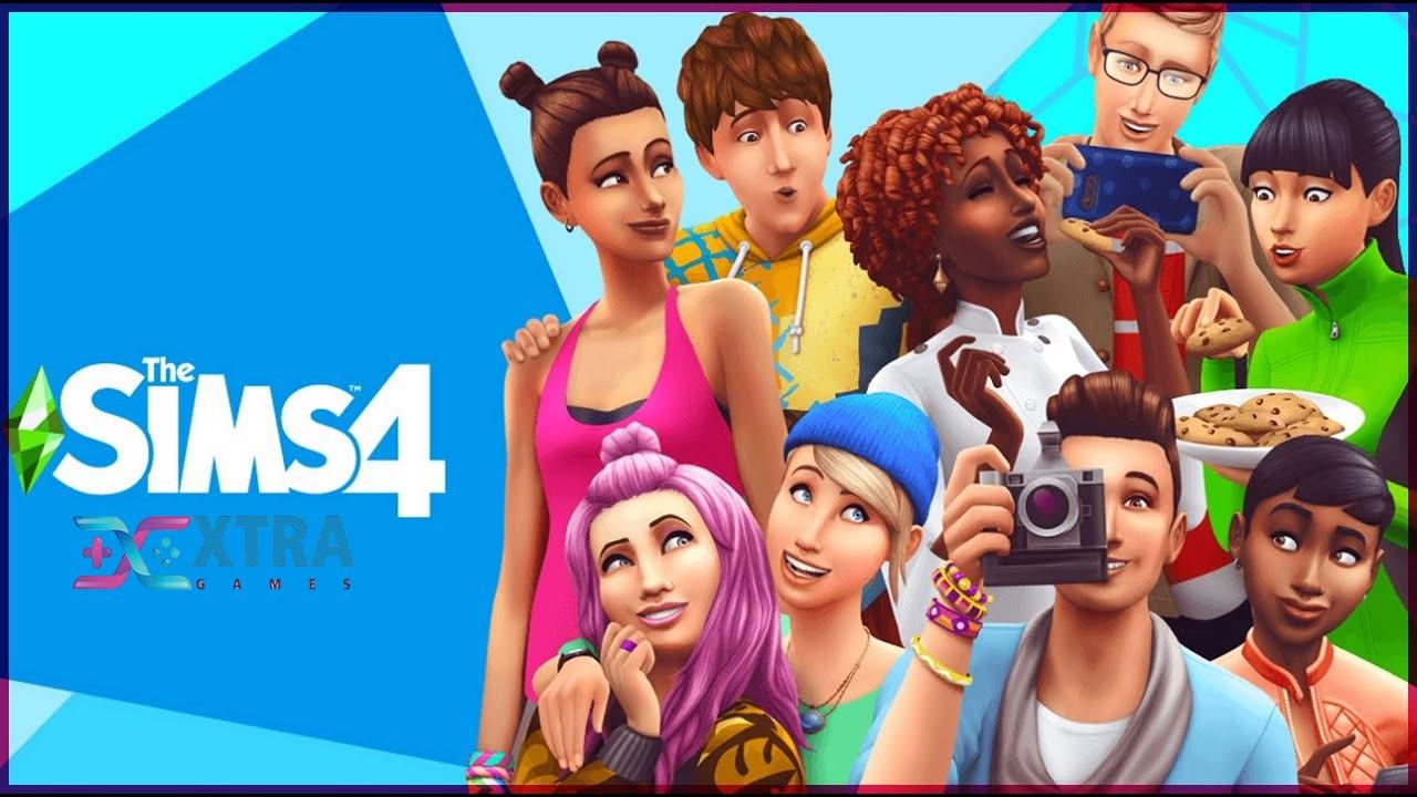 تحميل لعبة sims 4 كاملة