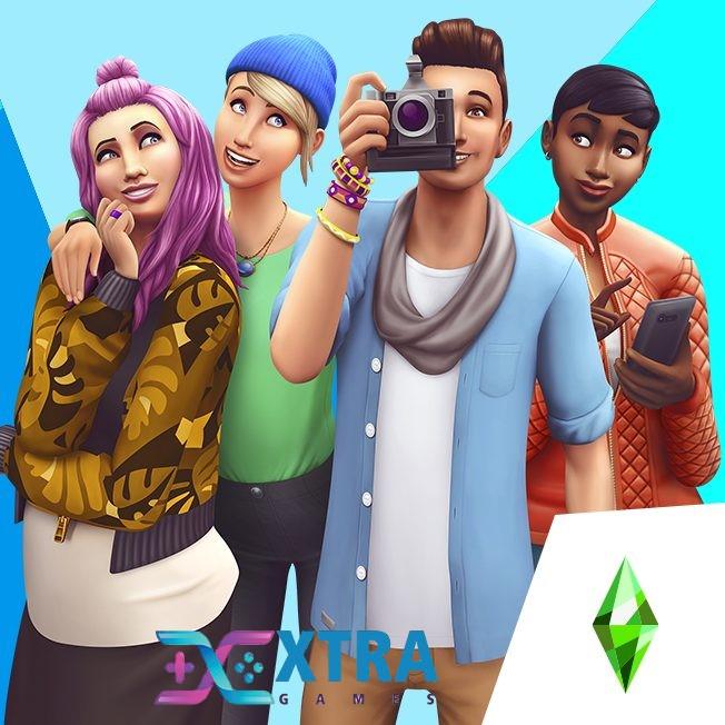 تحميل لعبة sims على الكمبيوتر